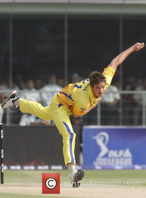 Chennai Super Kings Albie Morkel blows match against...