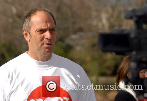 Sir Steve Redgrave The Westminster Sport Relief Mile...