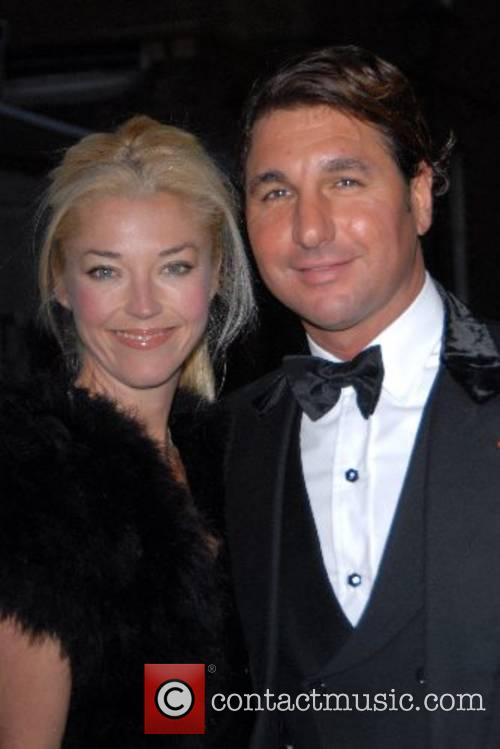 Tamara Beckwith Sport Against Addiction gala dinner and...