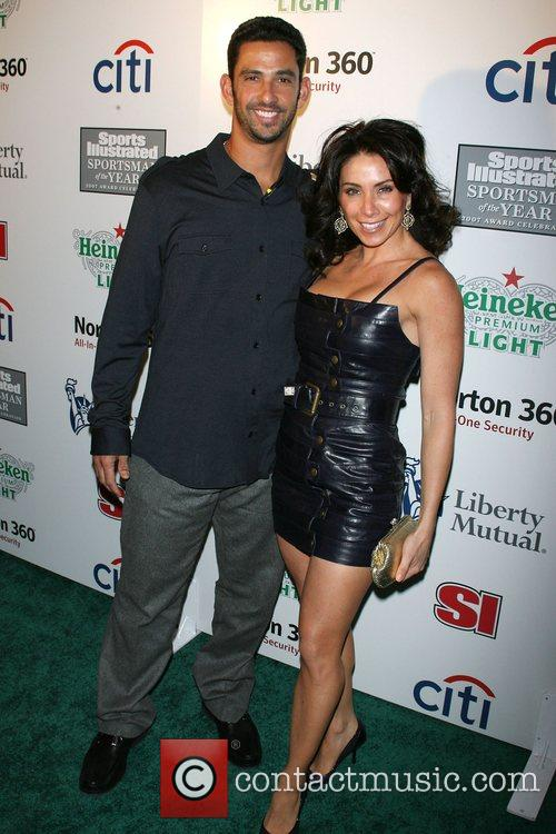 Jorge Posada, Laura Posada Sports Illustrated celebrates 2007...