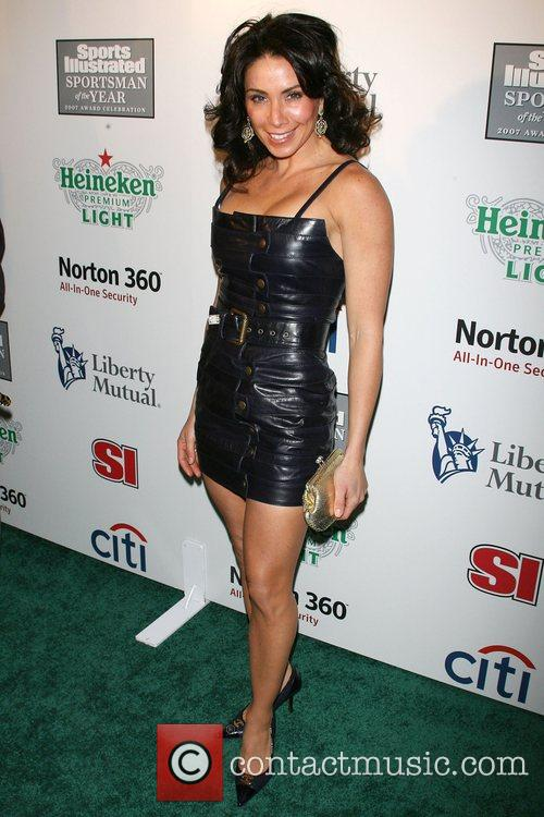 Laura Posada Sports Illustrated celebrates 2007 Sportsman of...