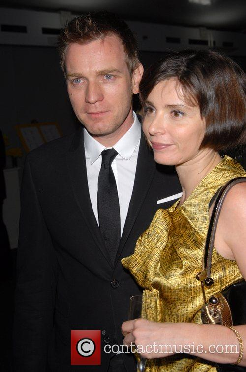 Ewan McGregor Hampstead Theatre Spring Gala at the...