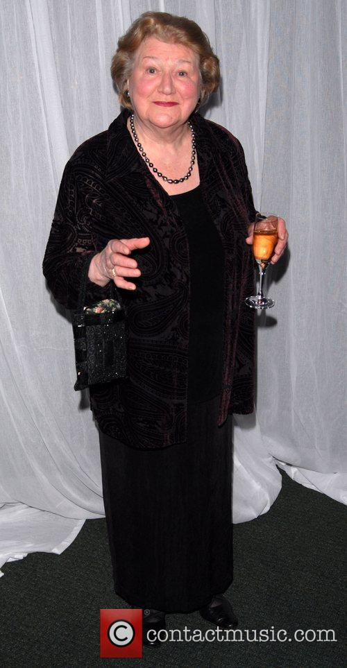 Patricia Routledge Hampstead Theatre Spring Gala at the...