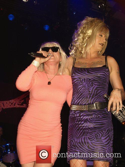 Deborah Harry and Misstress Formika 7th Annual Tribeca...