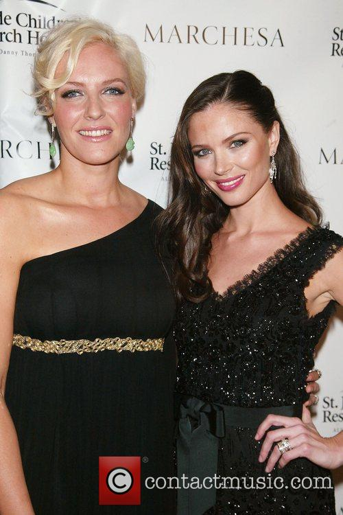 Karen Craig and Georgina Chapman 3