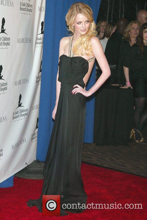 Lydia Hearst St. Jude's Children's Research Hospital Benefit...