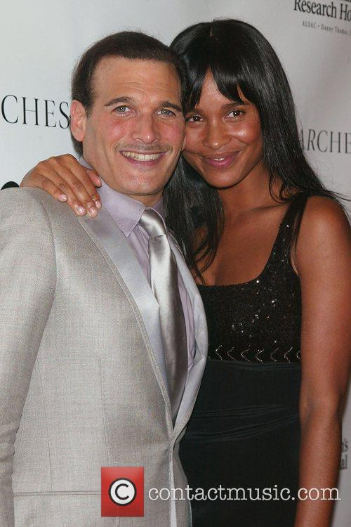 Phillip Bloch and Joy Bryant 3