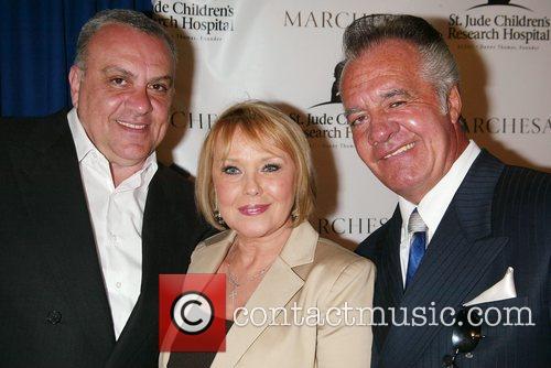 Vincent Curatola, Maureen Curatola and Tony Sirico St....