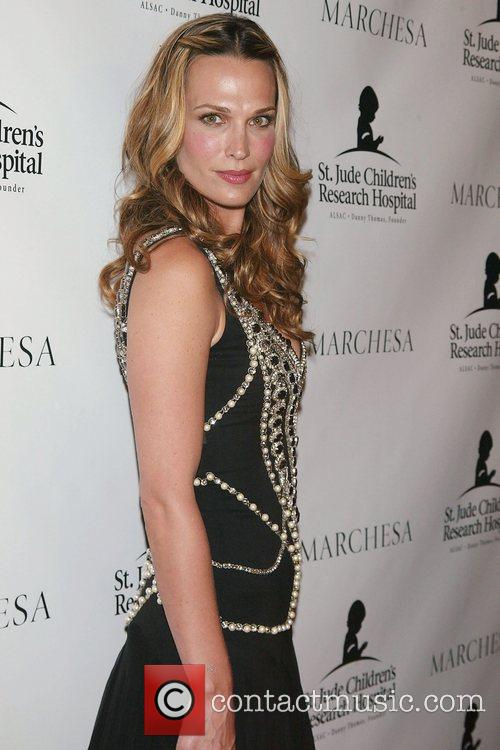 Molly Sims St. Jude's Children's Research Hospital Benefit...