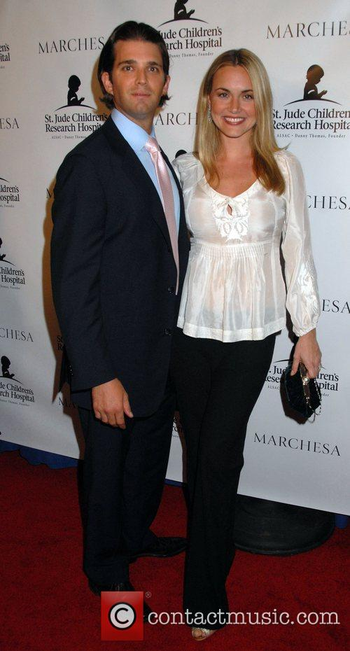 donald trump jr. Donald Trump Jr. and Vanessa