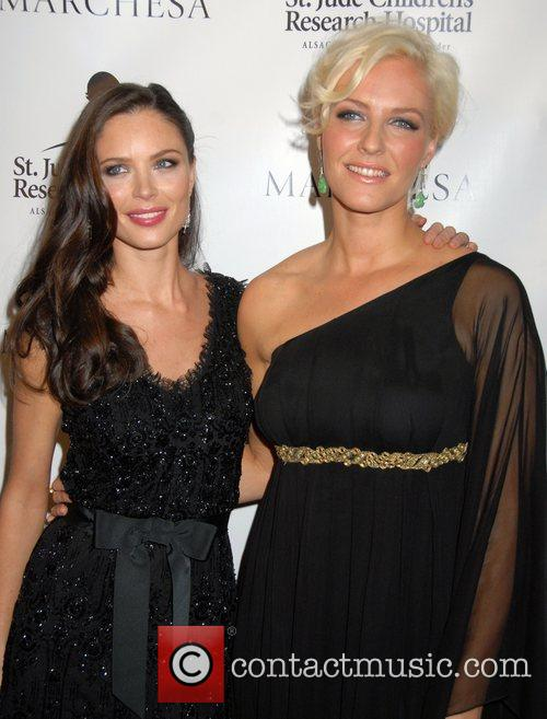 Karen Craig and Georgina Chapman 6