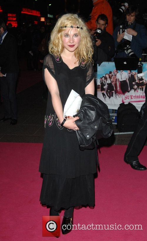 Juno Temple  Premiere of 'St Trinian's' at...