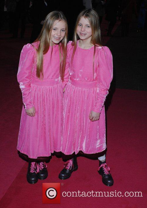 Cloe and Holly Mackie  Premiere of 'St...