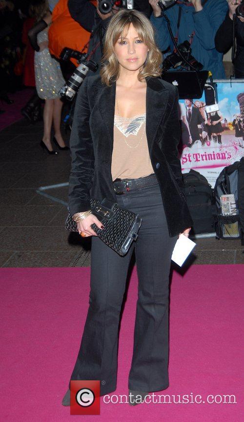 Rachel Stevens Premiere of 'St Trinian's' at Empire,...