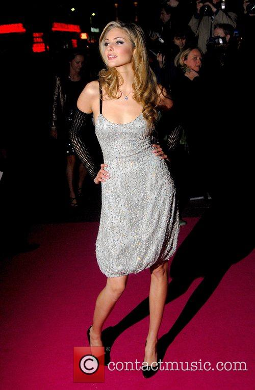 Tamsin Egerton Premiere of 'St Trinian's' at Empire,...