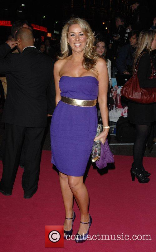 Claire Sweeney Premiere of 'St Trinian's' at Empire,...