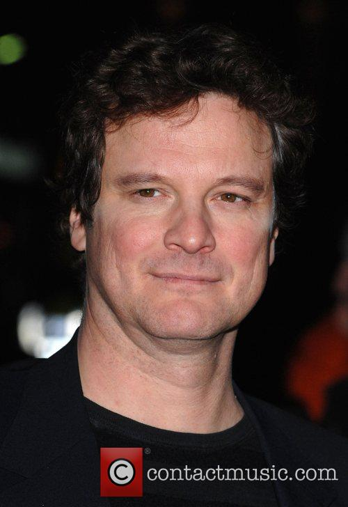 Colin Firth Premiere of 'St Trinian's' at Empire,...