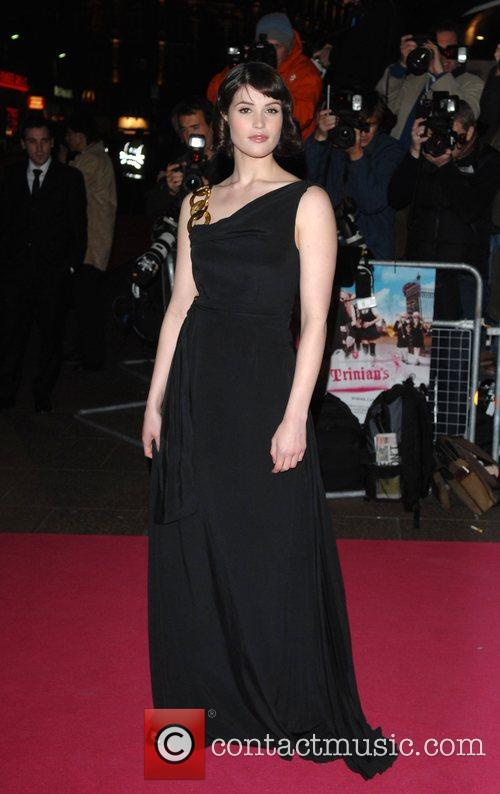 Gemma Arterton Premiere of 'St Trinian's' at Empire,...