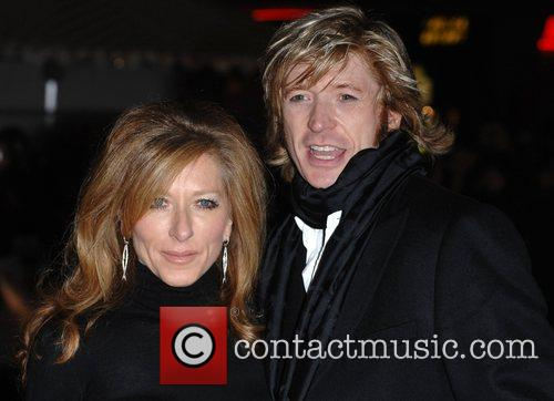 Kelly Hoppen and Nicky Clarke Premiere of 'St...
