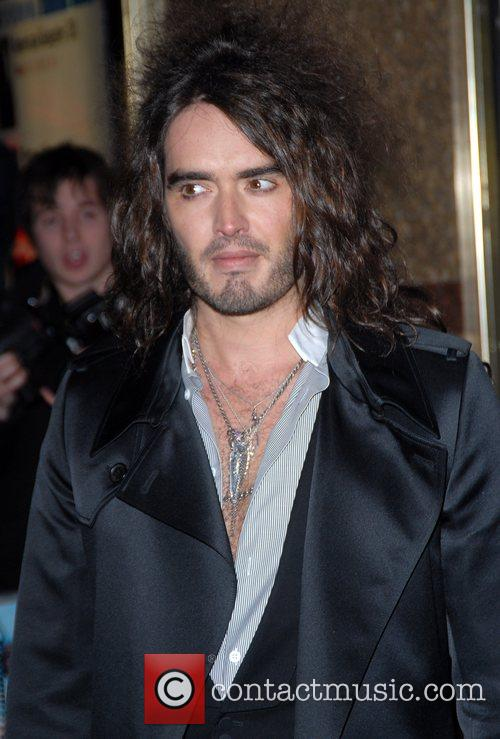 Russell Brand Premiere of 'St Trinian's' at Empire,...