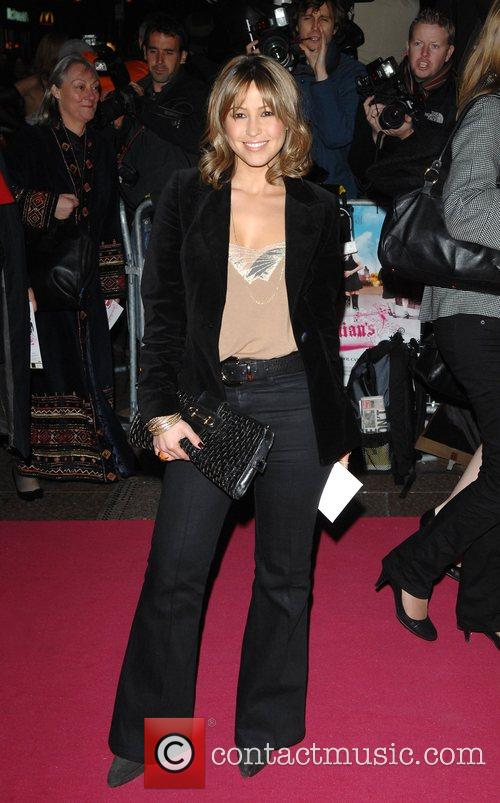 Premiere of 'St Trinian's' at Empire, Leicester Square...