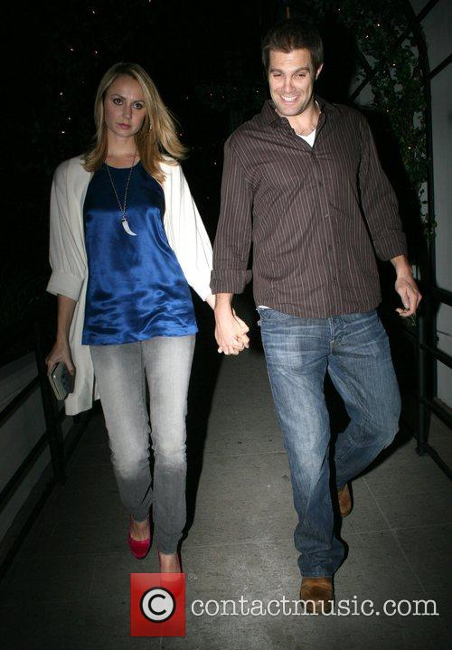 Stacy Keibler and Geoff Stults 3