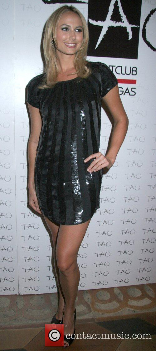 Stacy Keibler The Superstition Party at TAO Nightclub...