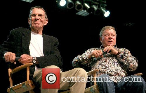 Leonard Nimoy, Las Vegas and Star Trek 2