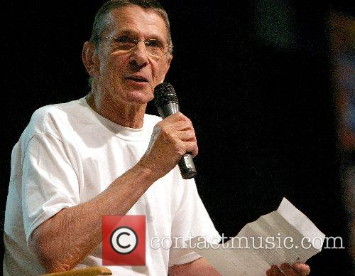 Leonard Nimoy, Las Vegas and Star Trek 3