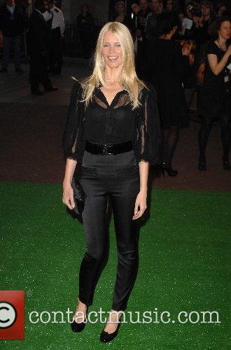 Claudia Schiffer UK film premiere of 'Stardust' held...