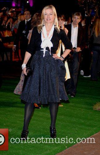 Lady Helen Taylor  UK film premiere of...