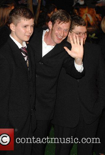 Jason Flemyng and guests UK film premiere of...