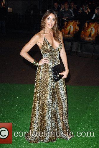 Tamara Mellon UK film premiere of 'Stardust' held...