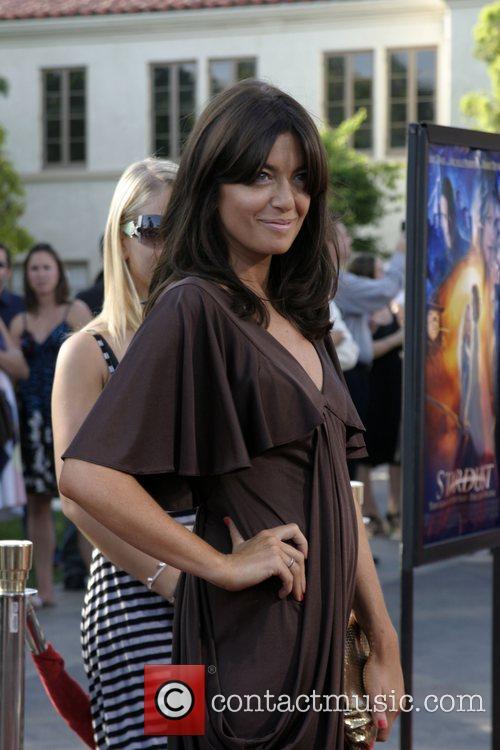 Claudia Winkleman Los Angeles Premiere of