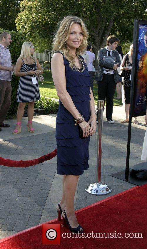 Michelle Pfieffer Los Angeles Premiere of