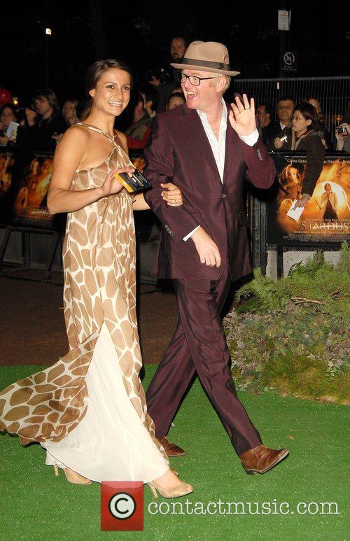 Chris Evans and Natasha Shishmanian 'Stardust' UK film...
