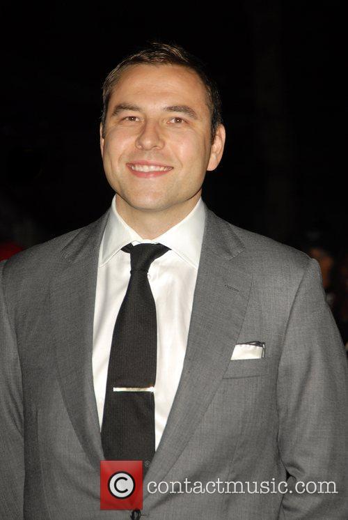 David Walliams 'Stardust' UK film premiere held at...