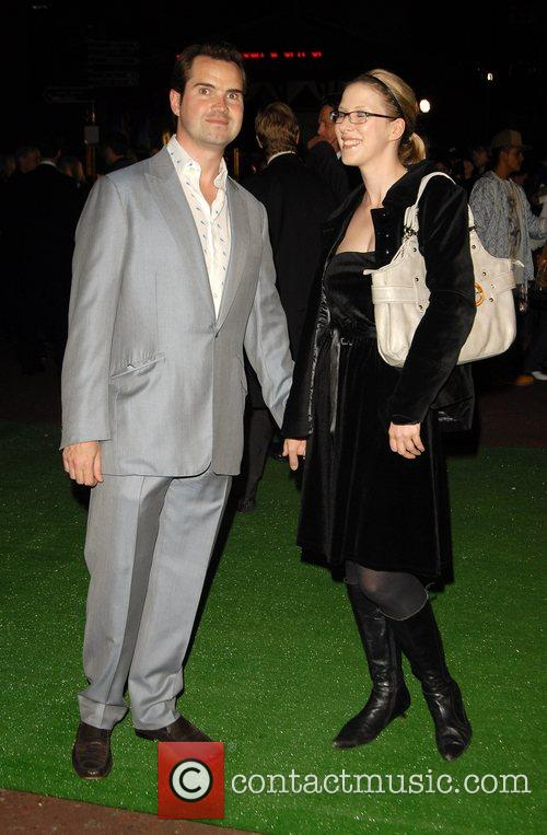 Jimmy Carr and Guest 'Stardust' UK film premiere...