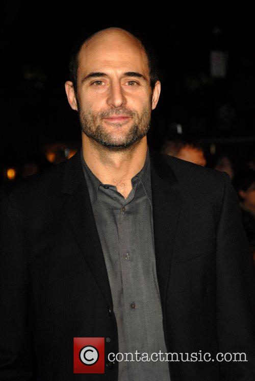 Mark Strong 'Stardust' UK film premiere held at...