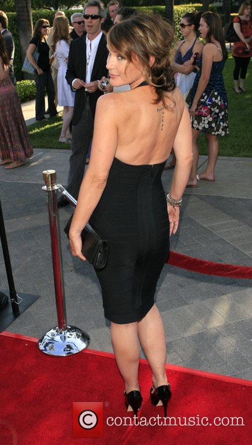 Dedee Pfeiffer Los Angeles premiere of 'Stardust' held...