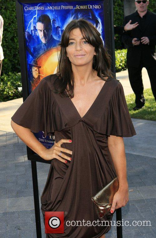 Claudia Winkleman Los Angeles premiere of 'Stardust' held...