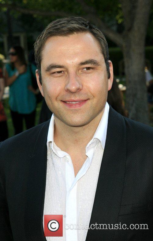 David Walliams Los Angeles premiere of 'Stardust' held...