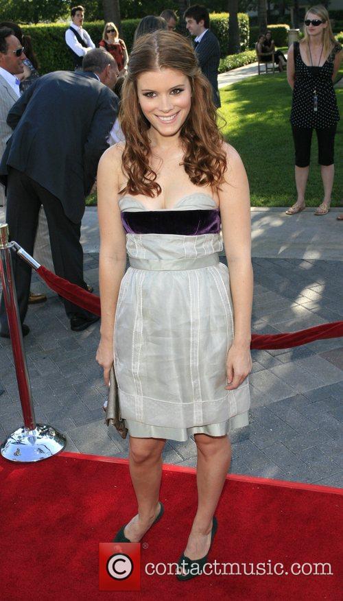 Kate Mara Los Angeles premiere of 'Stardust' held...