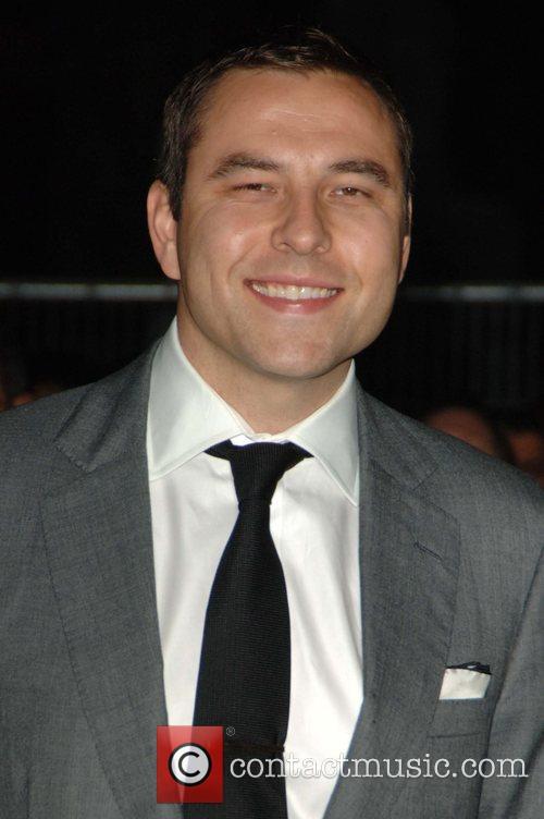 David Walliams UK film premiere of 'Stardust' held...