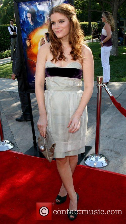 Kate Mara  LA Premiere of 'Stardust' held...