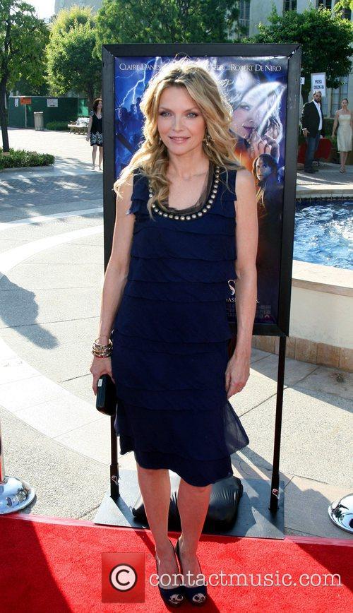 Michelle Pfeiffer  LA Premiere of 'Stardust' held...