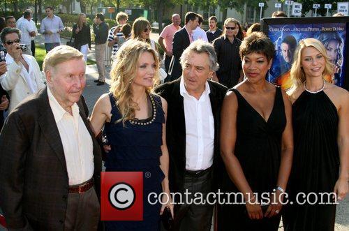 Sumner Redstone,Michelle Pfeiffer,Robert Deniro,Grace Hightower and Claire Danes...