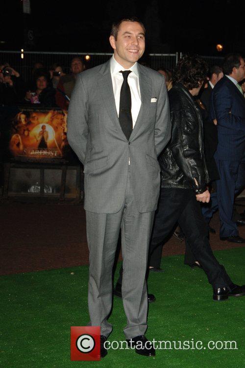 David Walliams at 'Stardust' - UK film premiere...