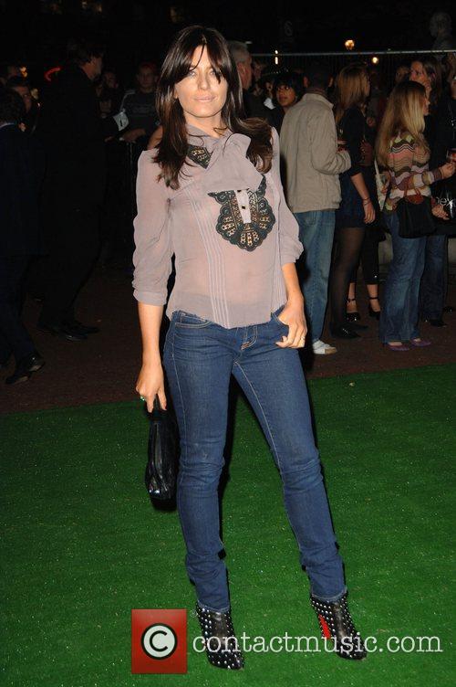 Claudia Winkleman at 'Stardust' - UK film premiere...