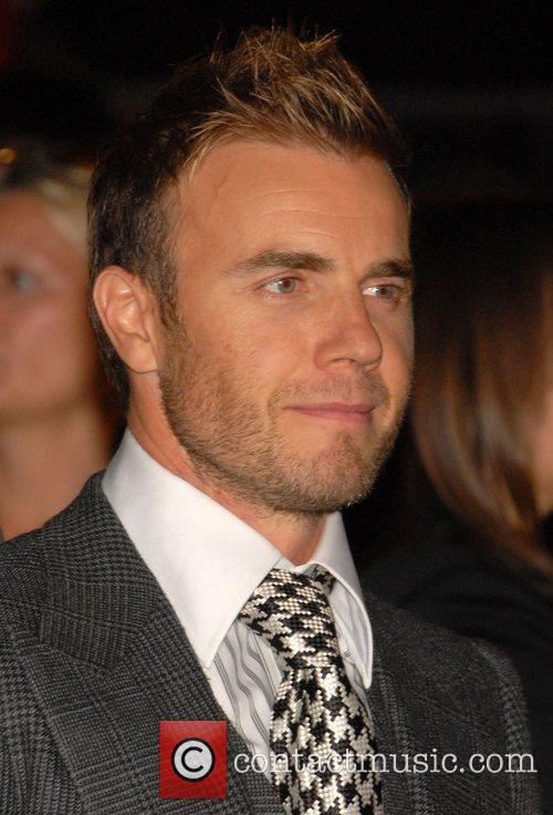 Gary Barlow of Take That at 'Stardust' -...